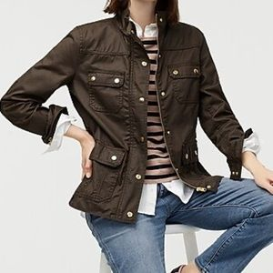 J. Crew | Downtown Field Jacket Coat